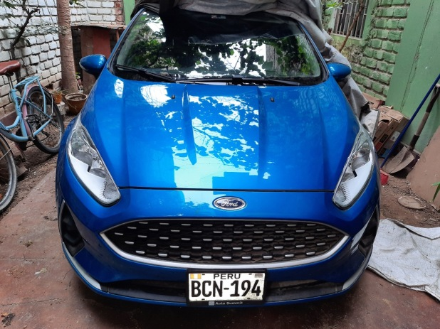 FORD FOCUS 2018 8.000 Kms.