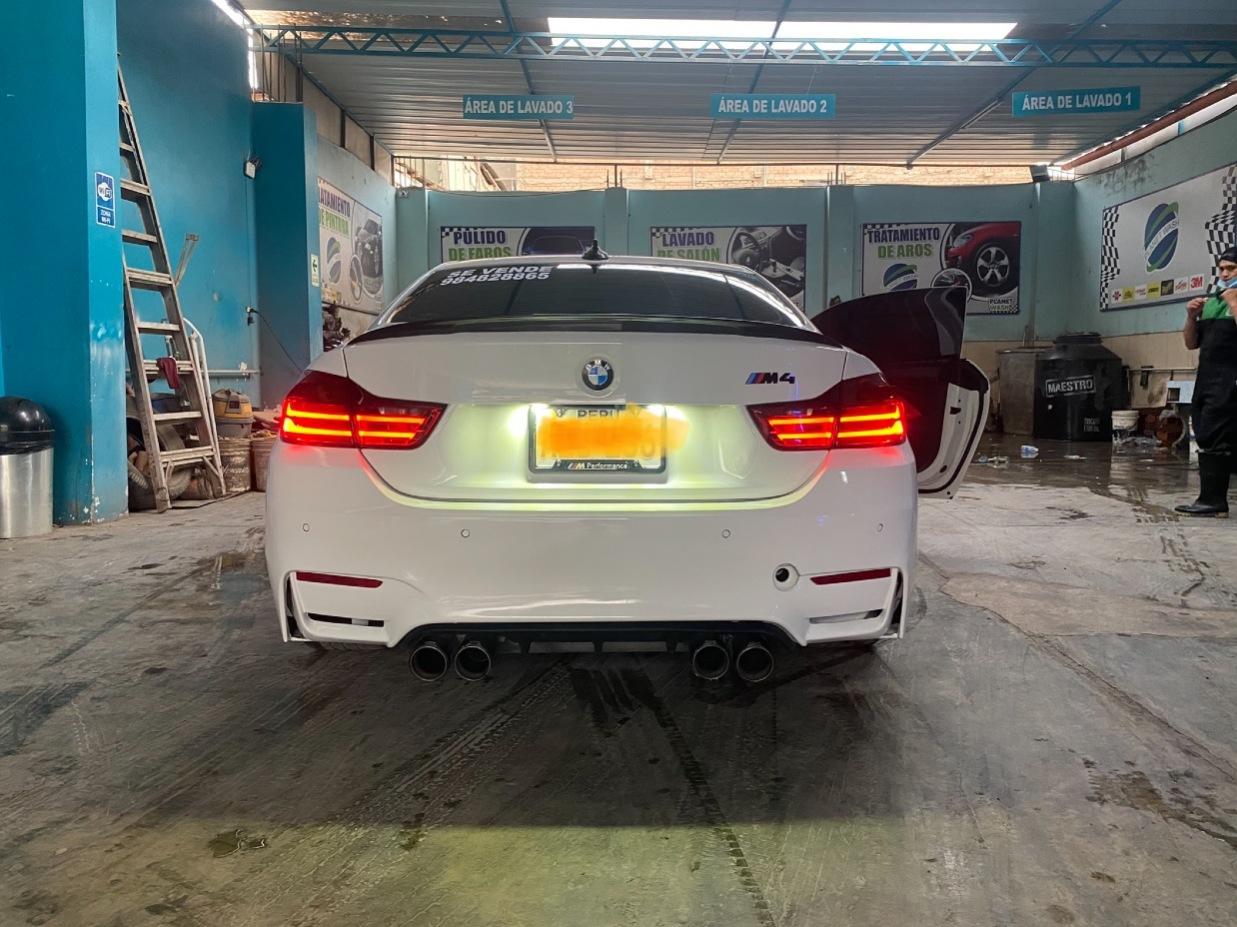 BMW 420 2015 31.000 Kms.