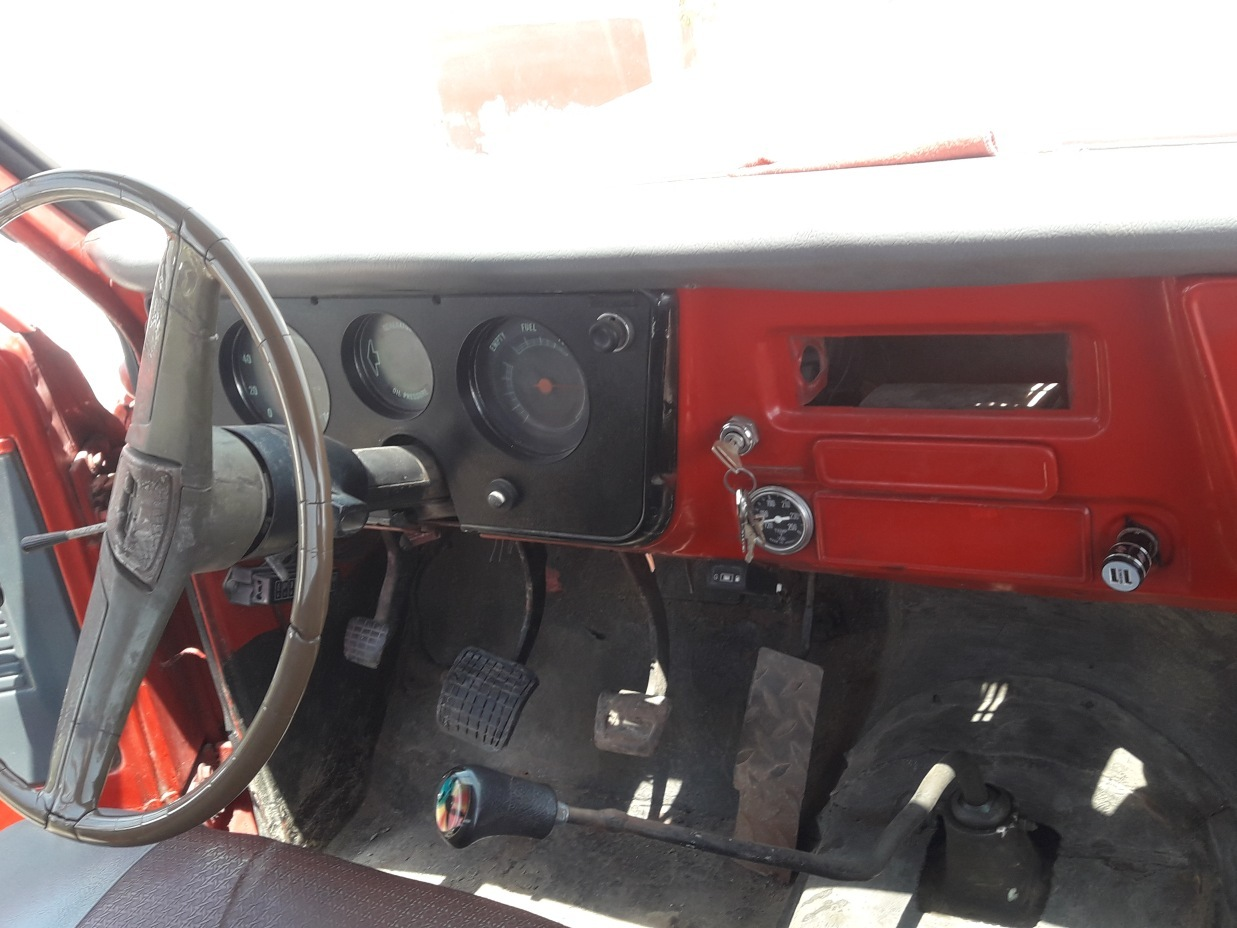 CHEVROLET S-10 1980 1.969 Kms.