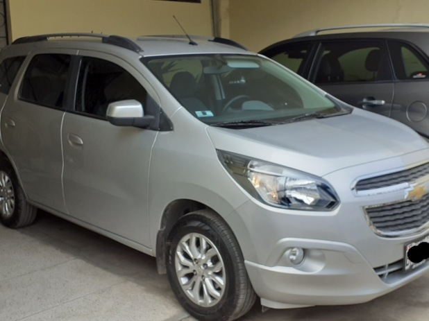 CHEVROLET SPIN 2018 3.000 Kms.
