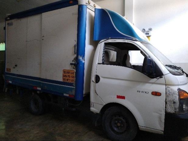 HYUNDAI H-100 TRUCK (PORTER) 2013 161.420 Kms.