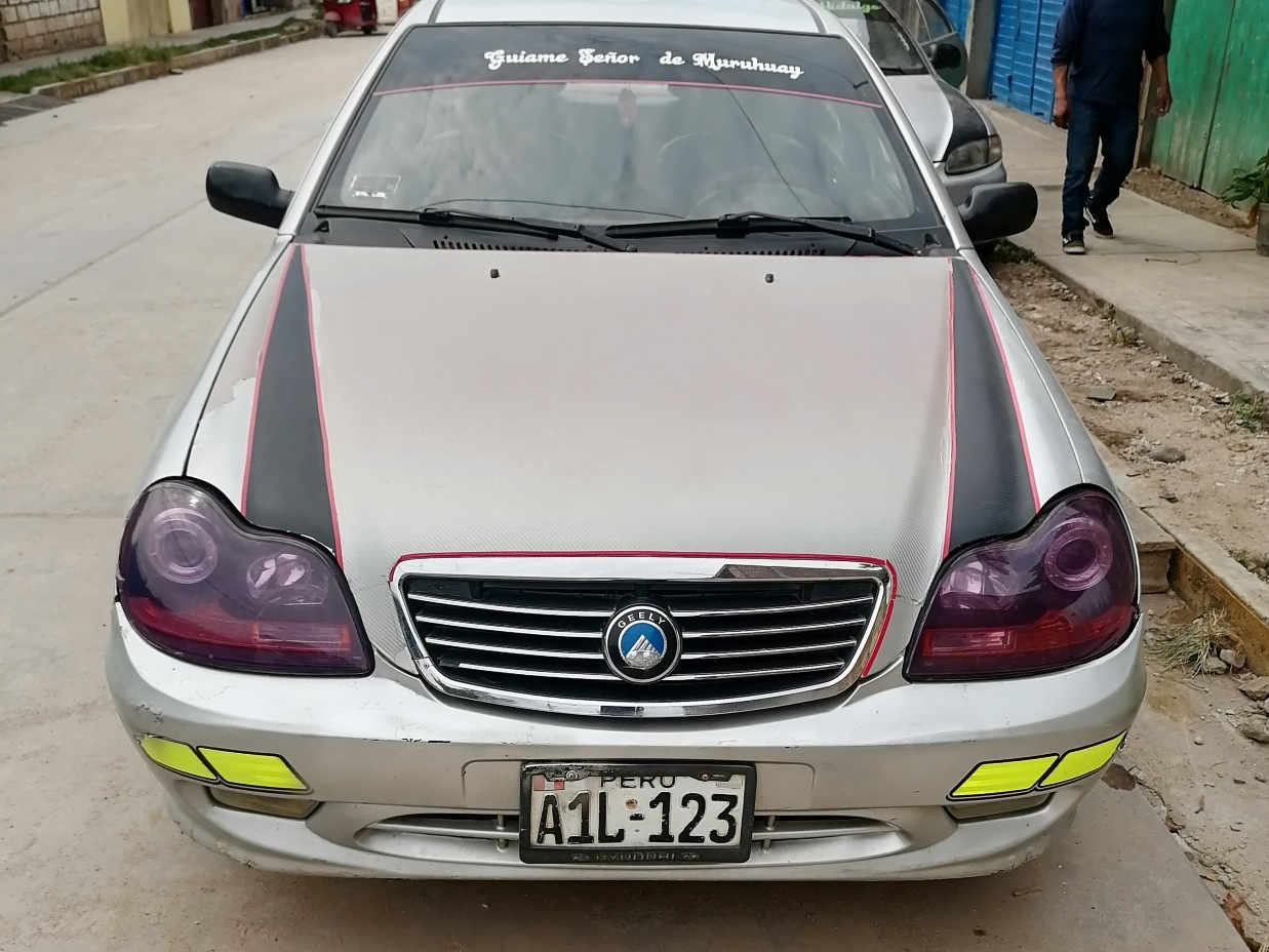 GEELY GS 2009 159.000 Kms.