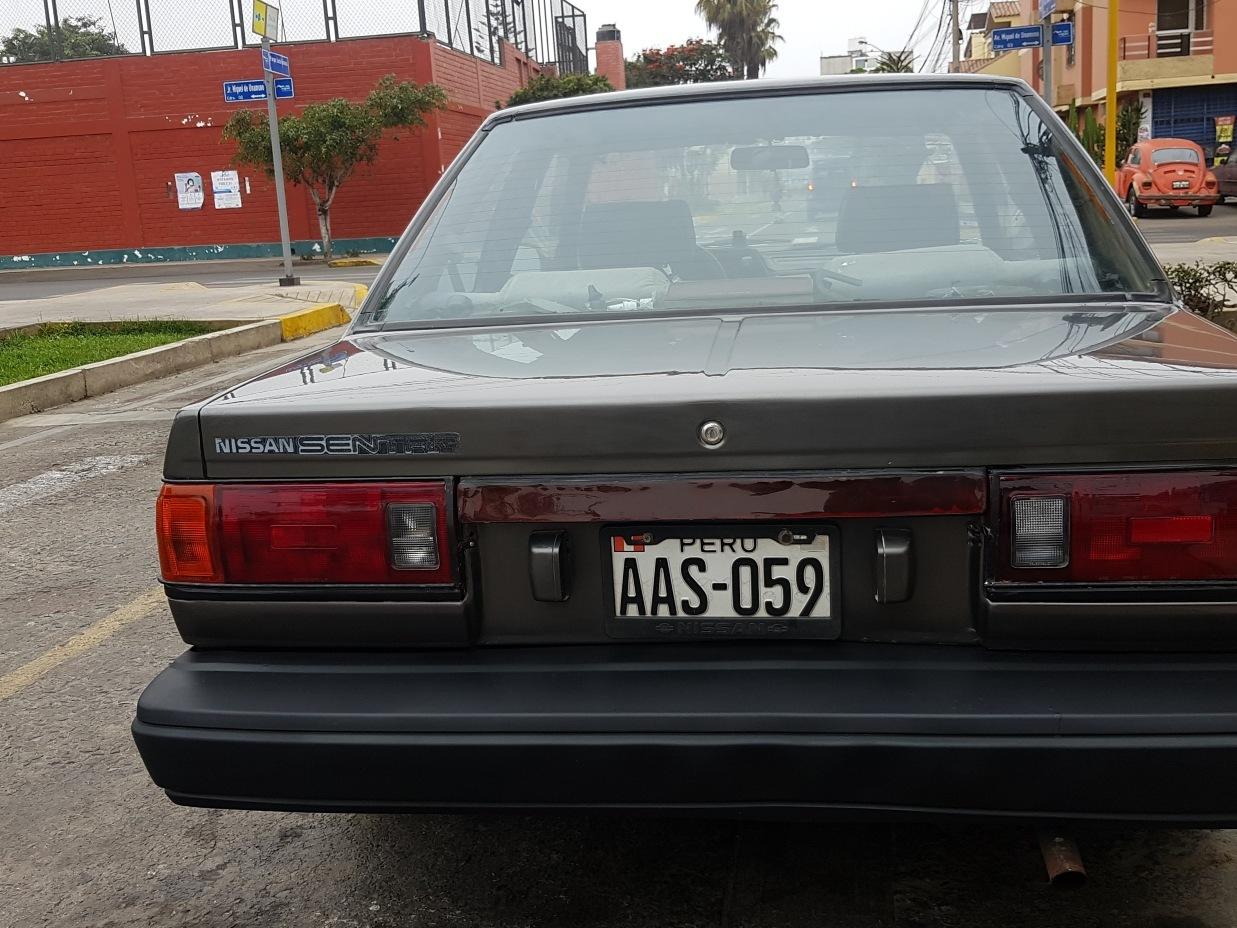 NISSAN SENTRA 1992 122.450 Kms.