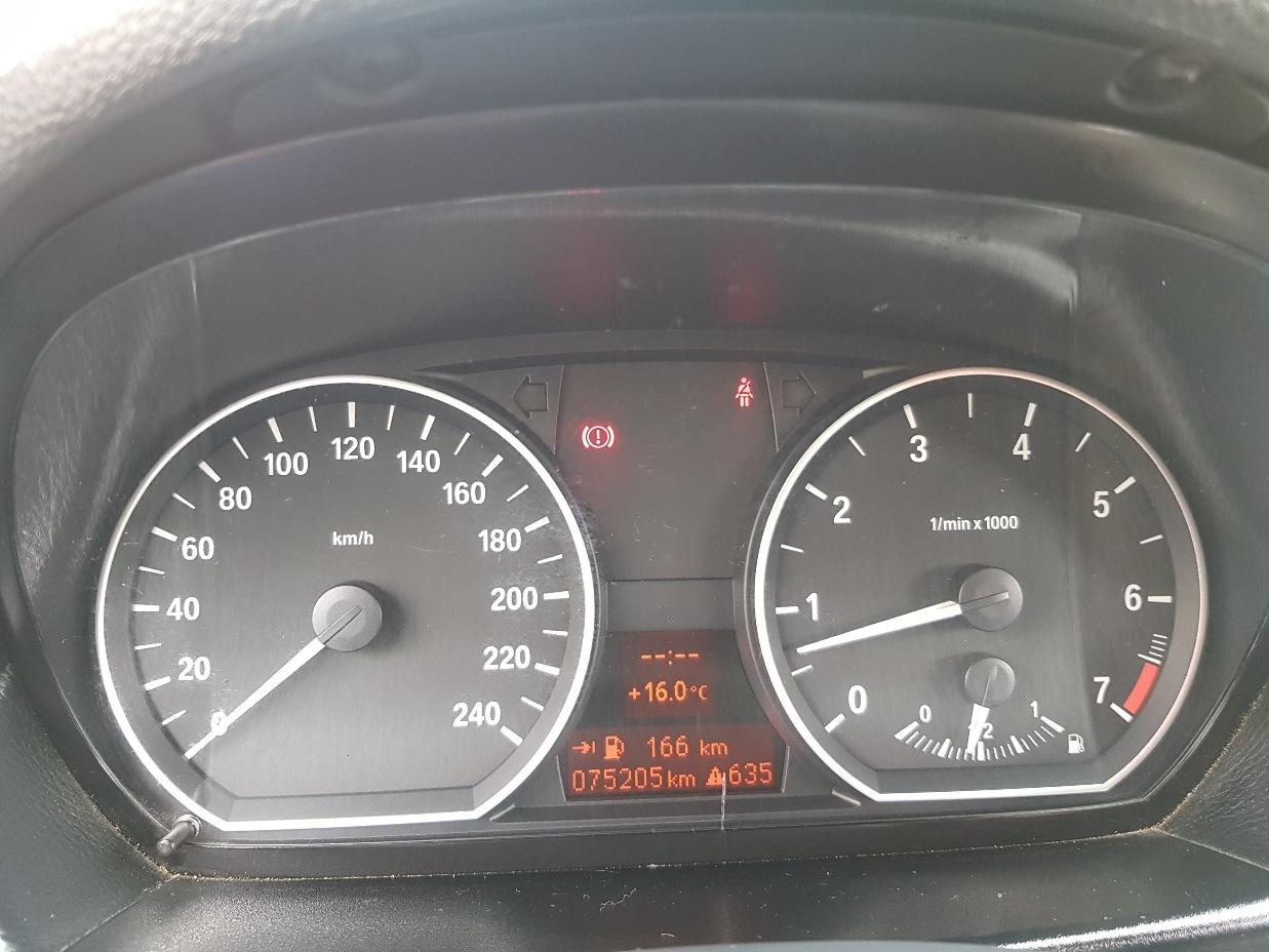 BMW 118I 2011 75.210 Kms.