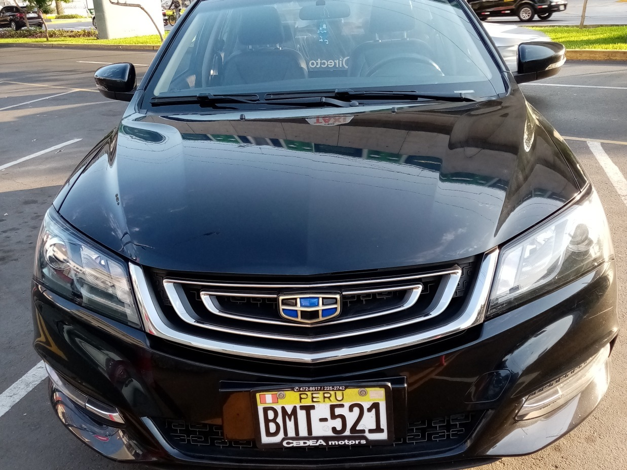 GEELY EX7 2019 45.000 Kms.