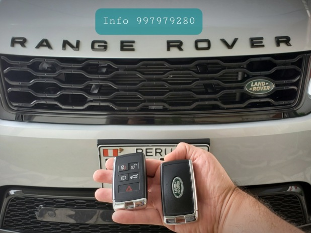 LAND ROVER RANGE ROVER SPORT 2018 28.000 Kms.