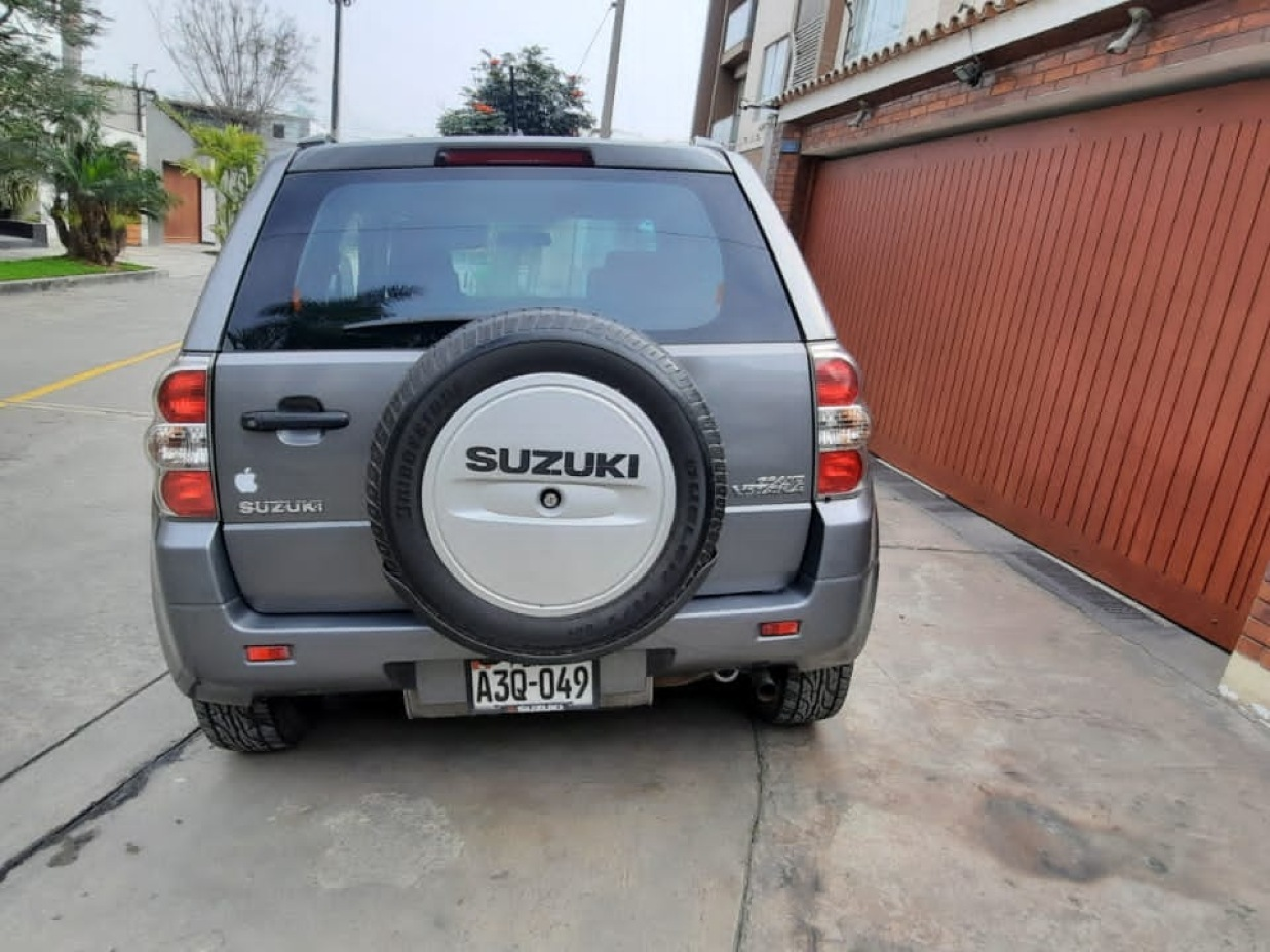 SUZUKI GRAND VITARA 2008 93.000 Kms.
