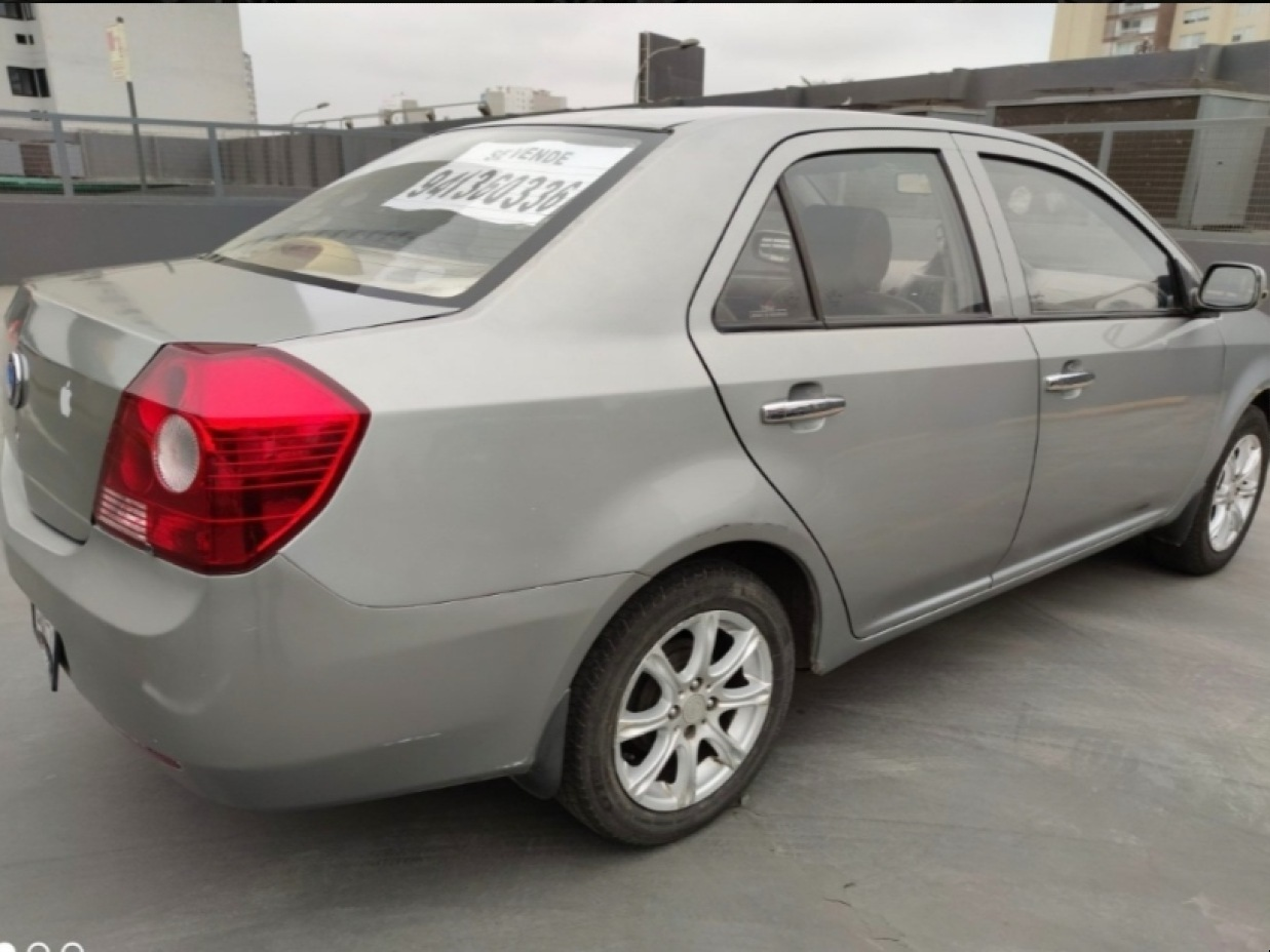 GEELY LC 2013 68.500 Kms.