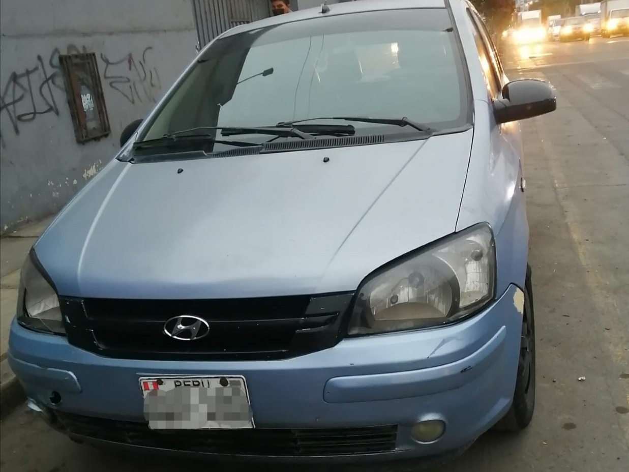 HYUNDAI GETZ 2006 119.000 Kms.
