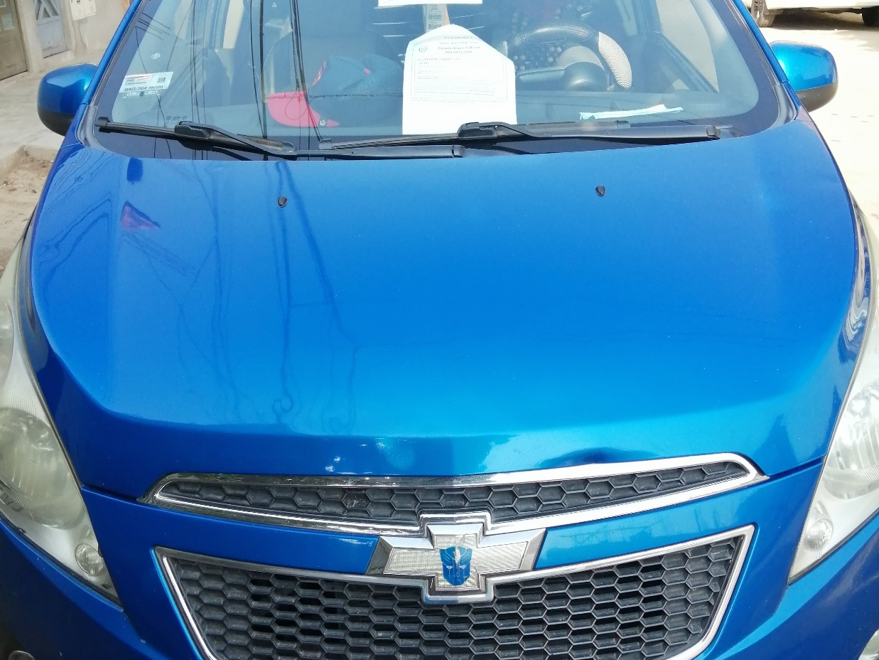 CHEVROLET SPARK GT 2012 250.000 Kms.