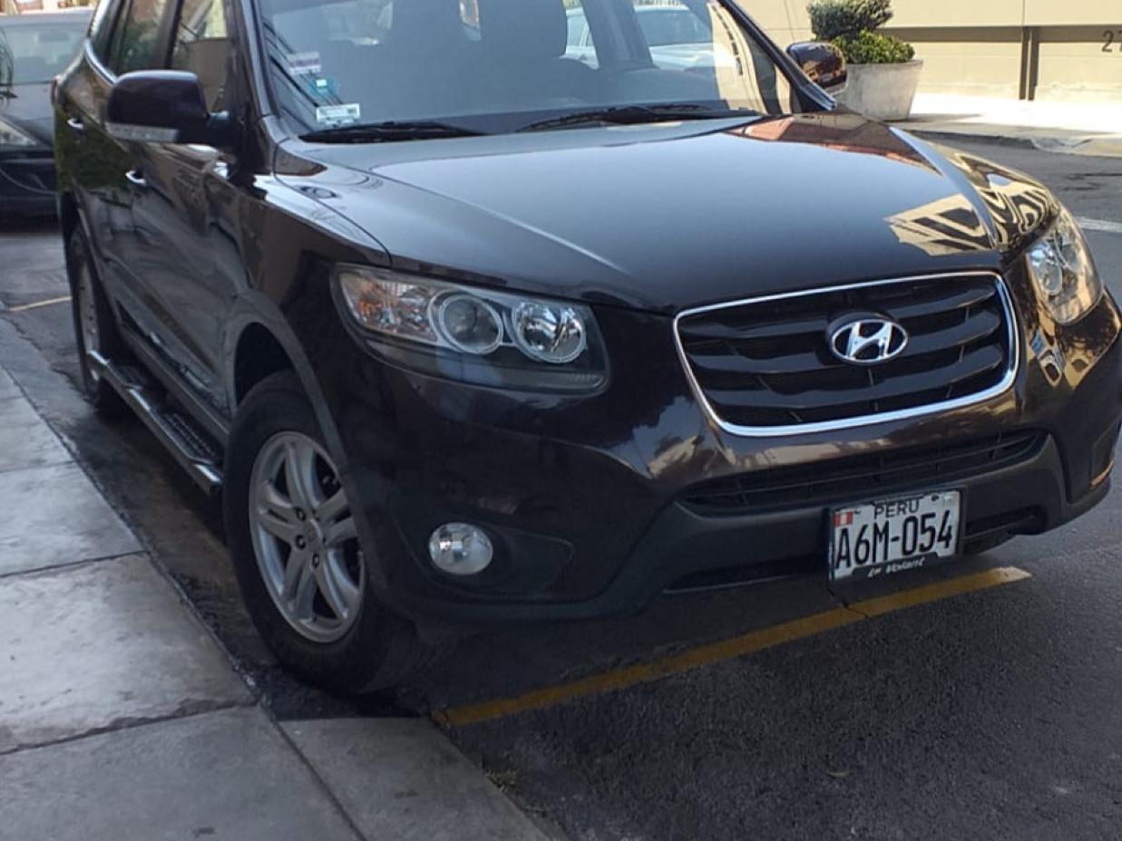 HYUNDAI SANTA FE 2010 66.000 Kms.