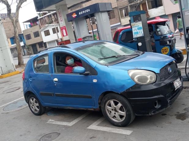 GEELY LC 2014 94.036 Kms.