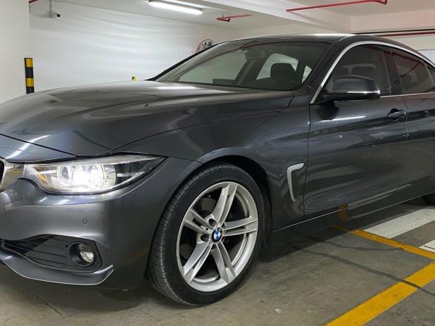 BMW 420 2017 23.000 Kms.