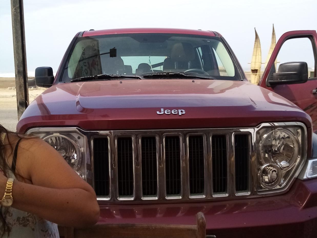 JEEP CHEROKEE 2012 35.000 Kms.