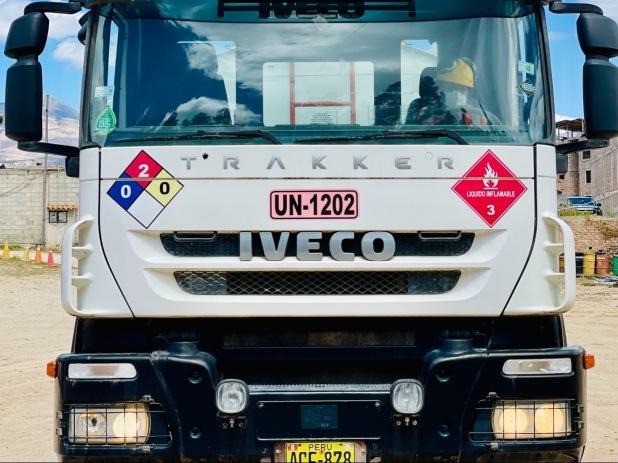 IVECO TRAKKER 2011 17.340 Kms.
