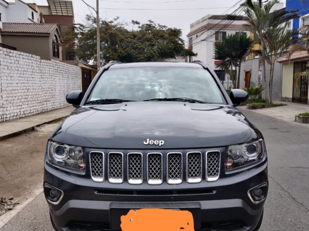 JEEP COMPASS 2014 37.600 Kms.