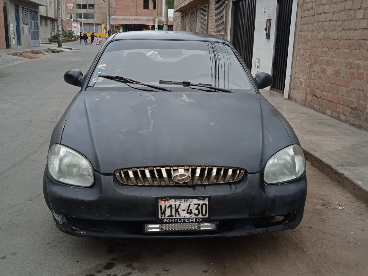 HYUNDAI SONATA 2001 5.000 Kms.