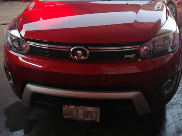 GREAT WALL M4 2016 10.500 Kms.