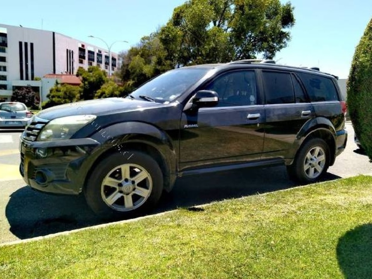 GREAT WALL H3 2013 49.890 Kms.