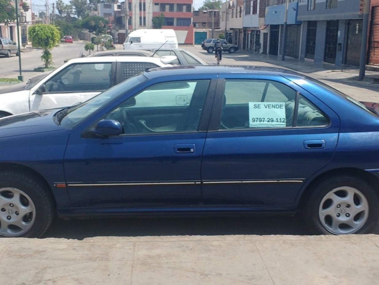 PEUGEOT 406 1996 232.000 Kms.