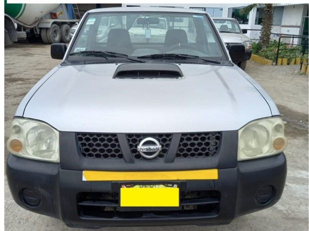 NISSAN NP300 FRONTIER 2011 167.000 Kms.