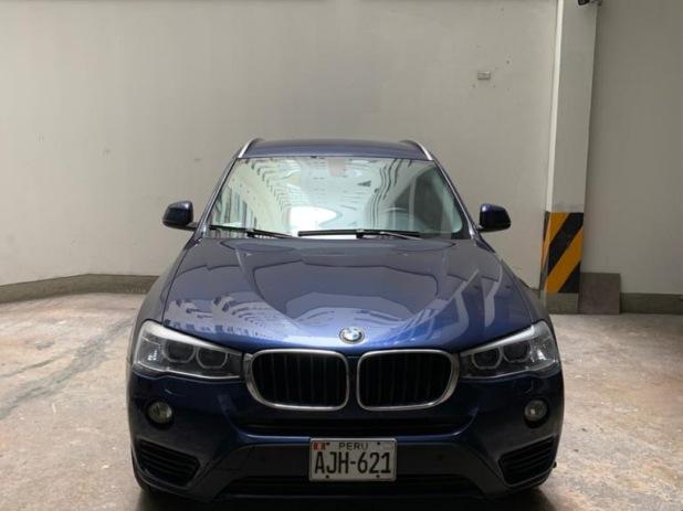 BMW X3 20I 2016 35.000 Kms.