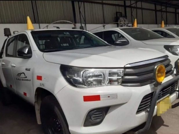 TOYOTA HILUX 2017 79.528 Kms.