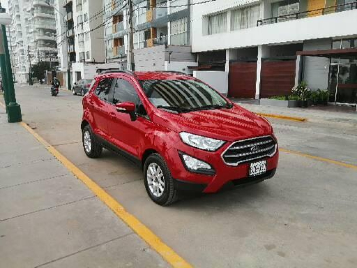 FORD ECOSPORT 2019 20.000 Kms.