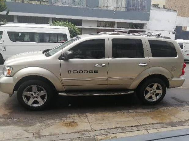 DODGE DURANGO 2008 65.000 Kms.