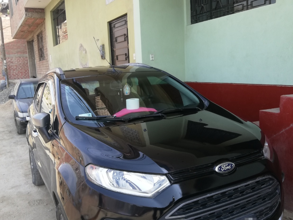 FORD ECOSPORT 2013 47.000 Kms.