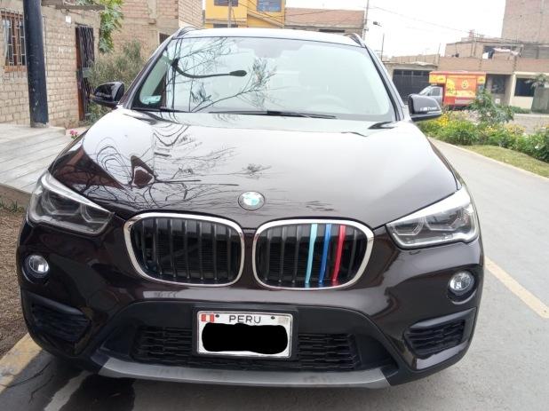 BMW X12,0I 2016 78.200 Kms.