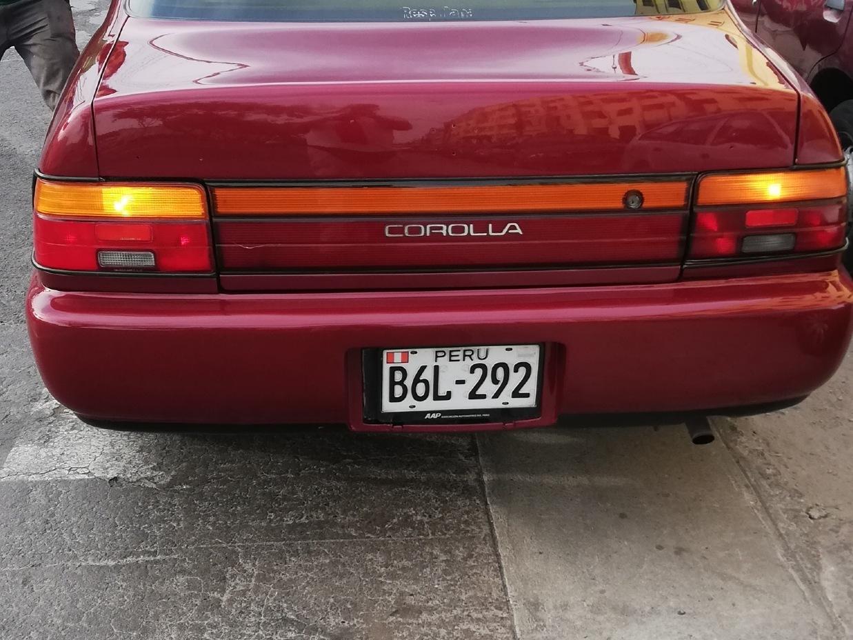TOYOTA COROLLA 1994 150.000 Kms.