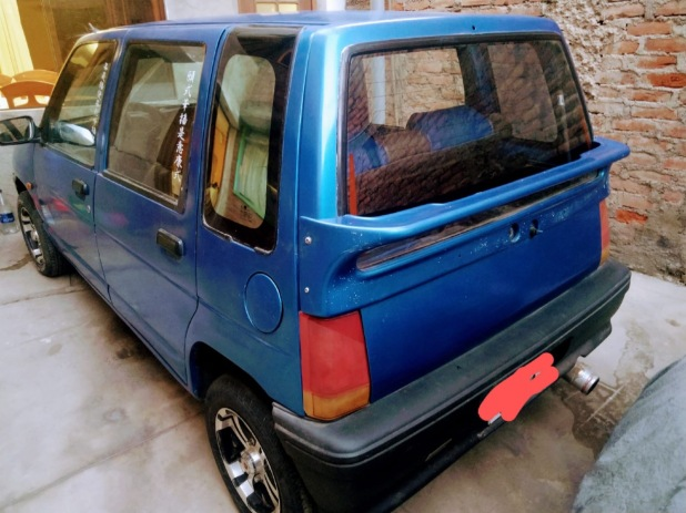 BYD F3 1997 2.898 Kms.