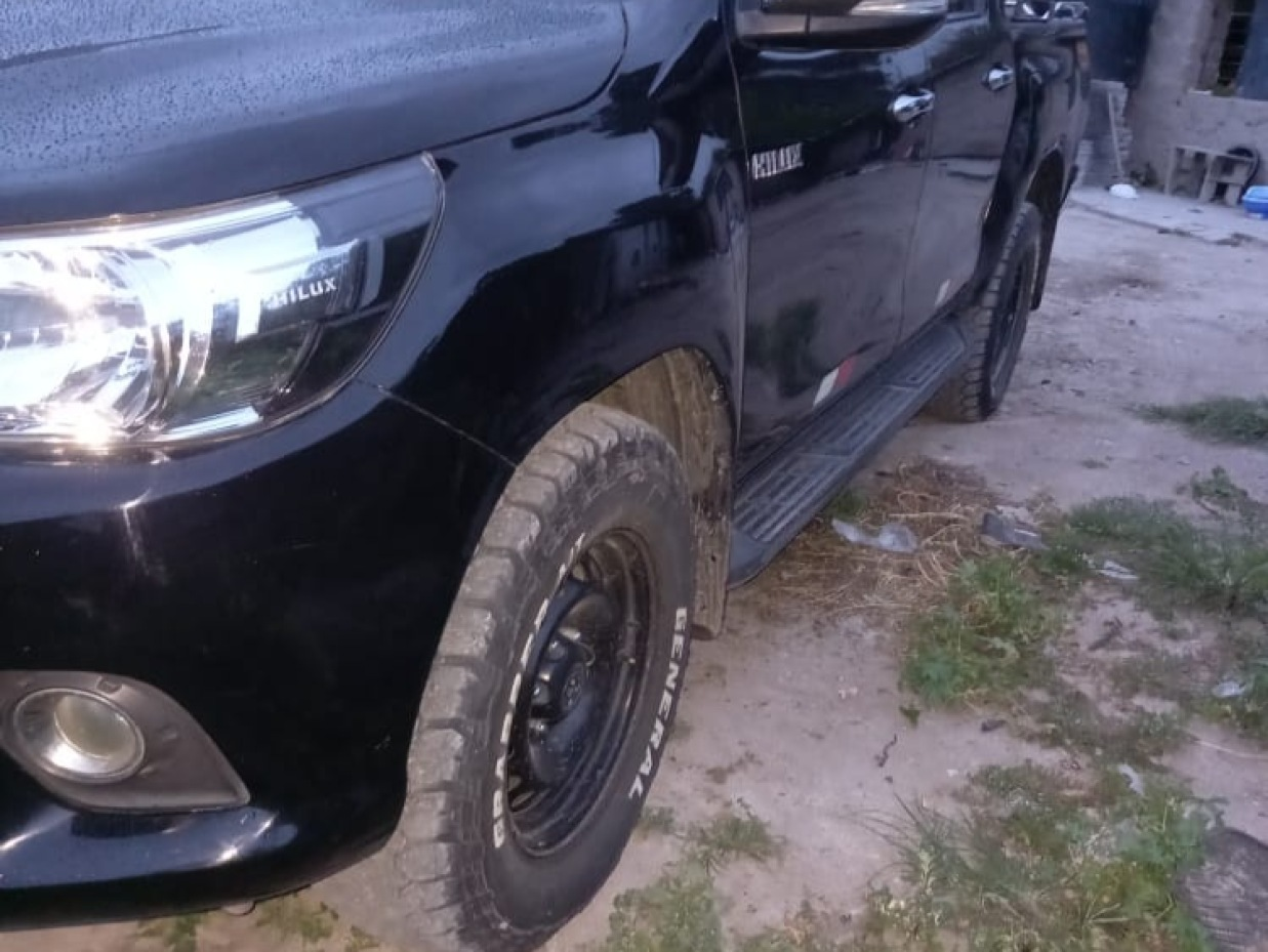 TOYOTA HILUX 2016 70.000 Kms.