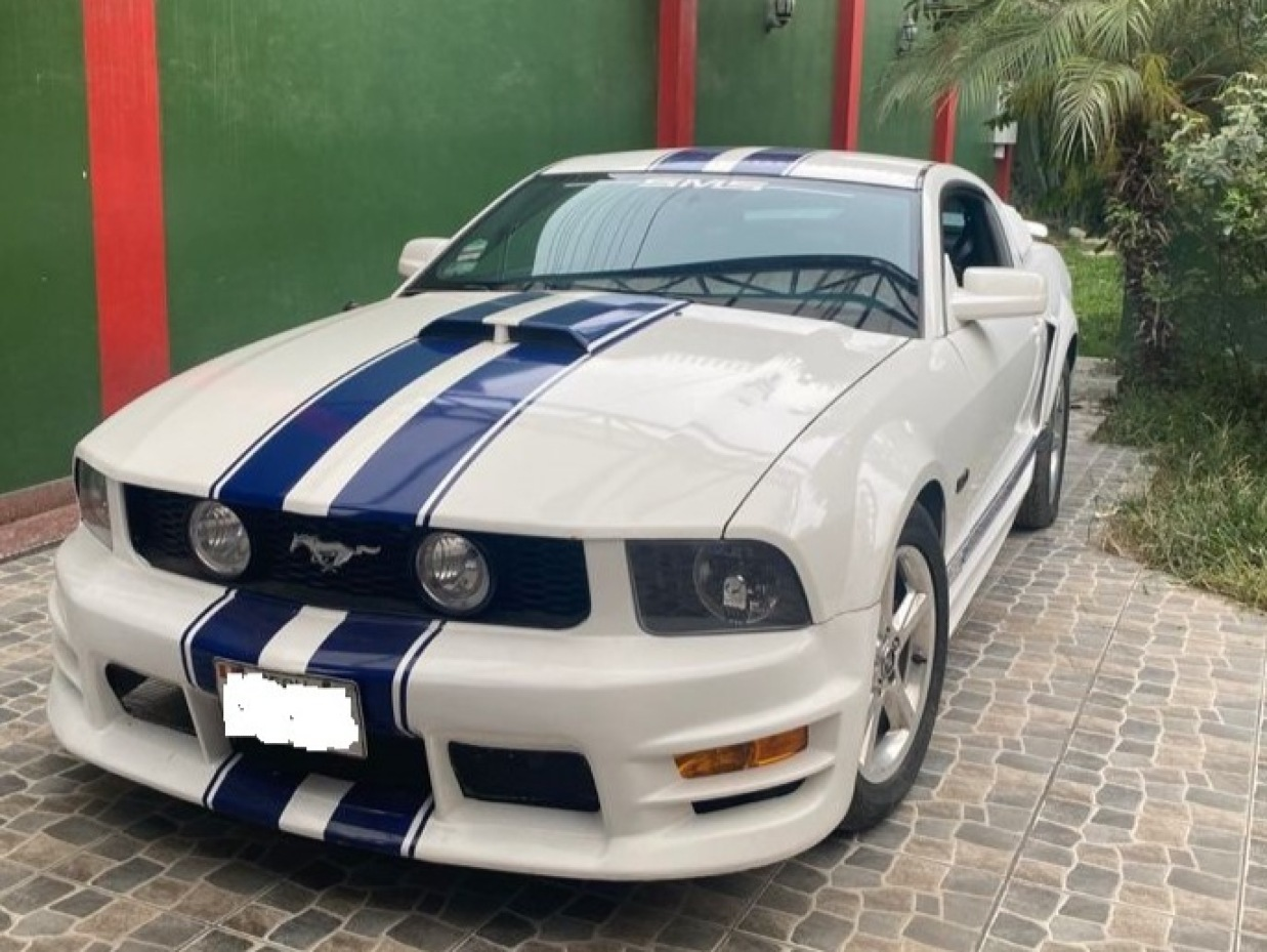 FORD MUSTANG 2007 53.811 Kms.
