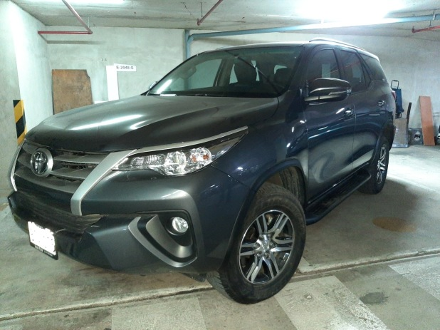 TOYOTA FORTUNER 2020 5.006 Kms.