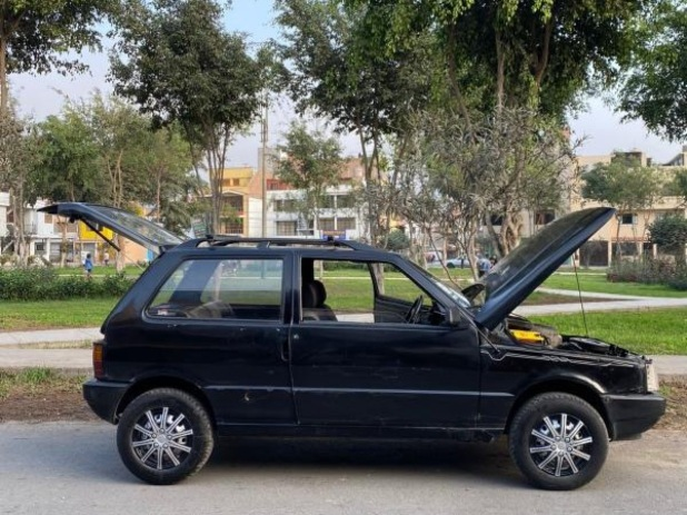 FIAT UNO 1992 200.000 Kms.