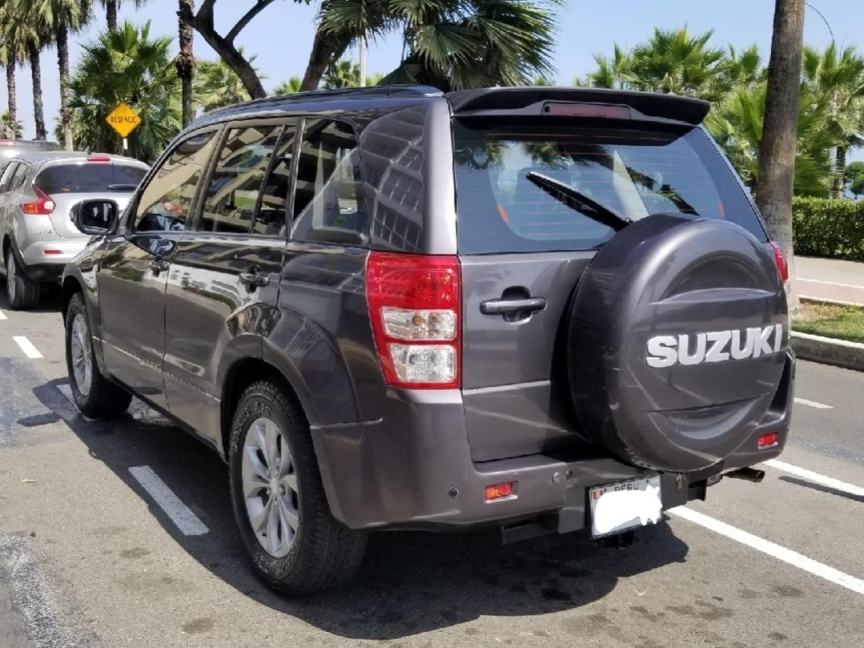 SUZUKI GRAND NOMADE 2018 24.000 Kms.