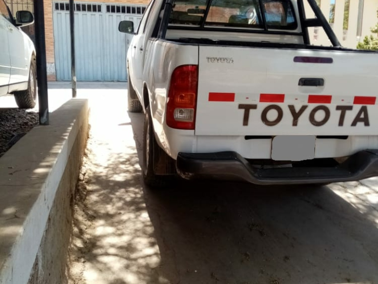 TOYOTA HILUX 2010 11.000 Kms.