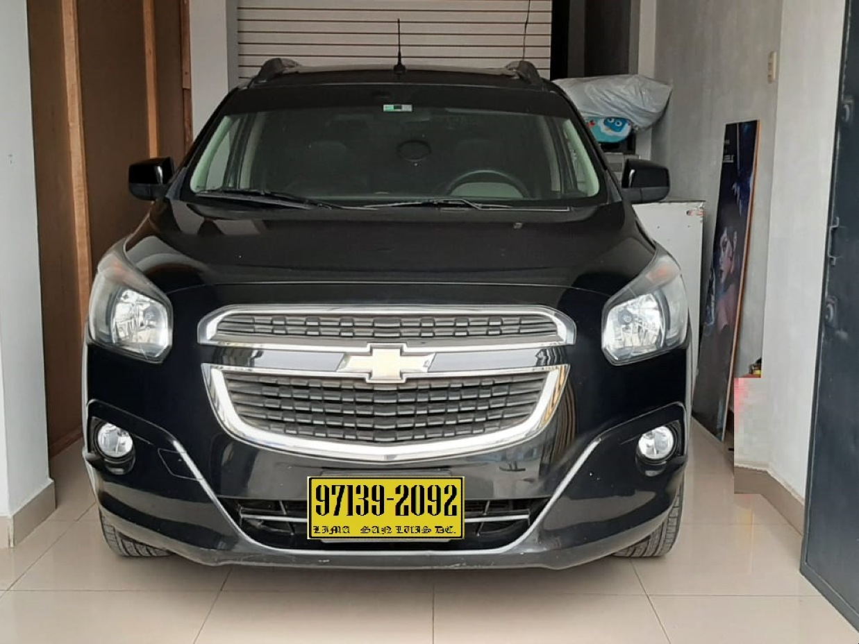 CHEVROLET SPIN 2019 46.000 Kms.