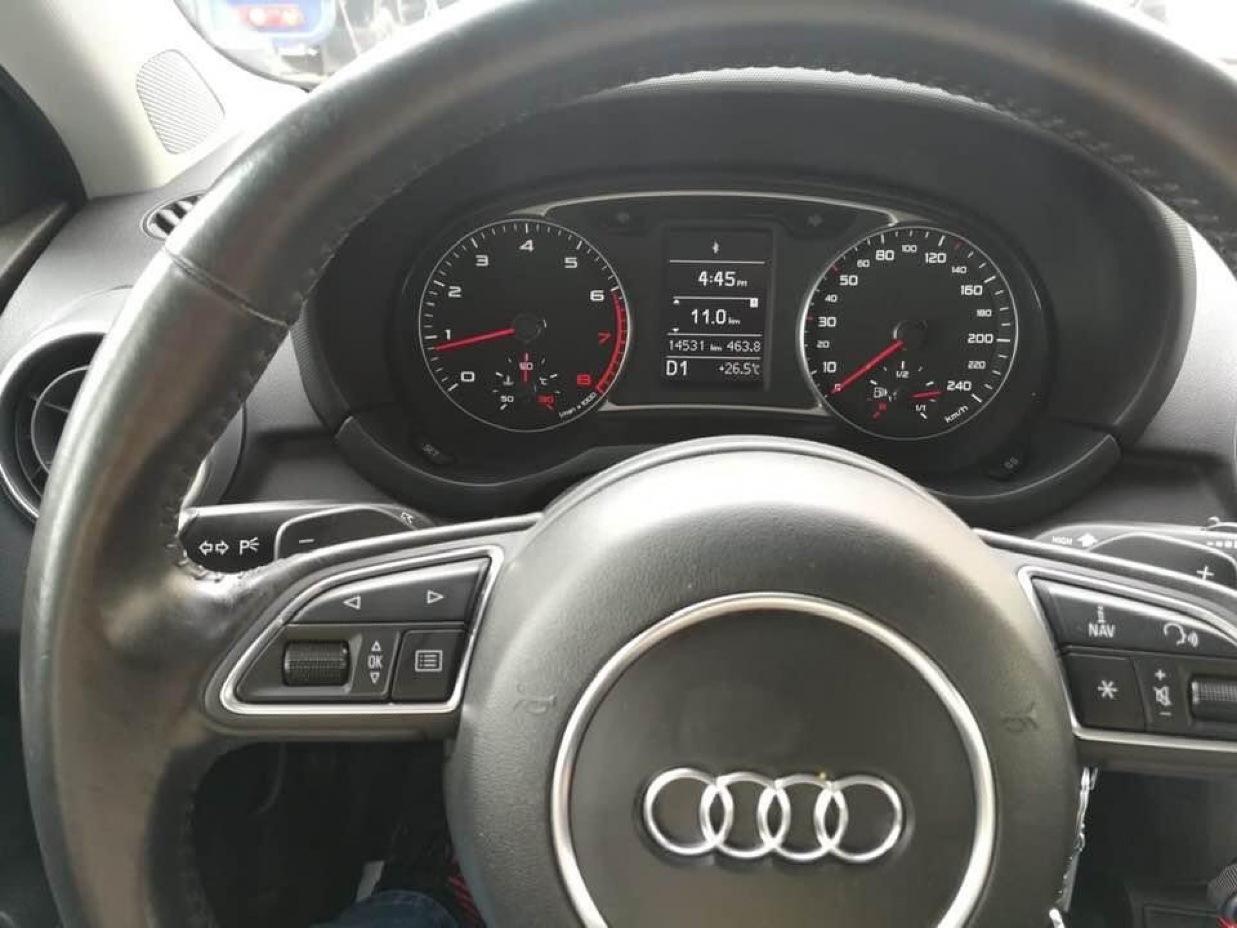 AUDI A1 2016 14.531 Kms.
