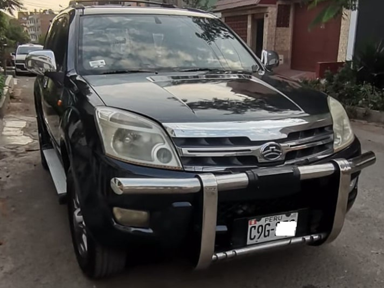 GREAT WALL HOVER 2008 200.000 Kms.