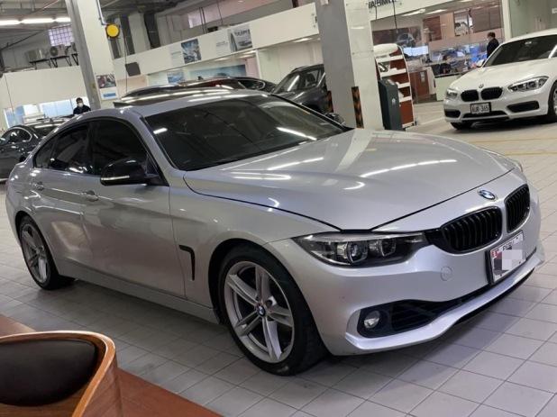 BMW 418I 2019 30.000 Kms.