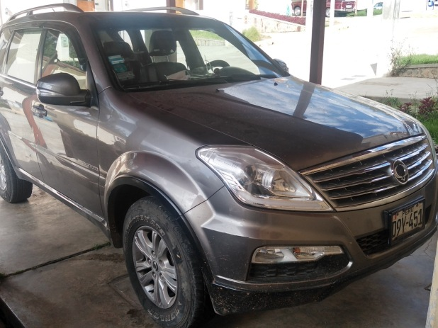 SSANGYONG ALL NEW REXTON 2013 71.451 Kms.