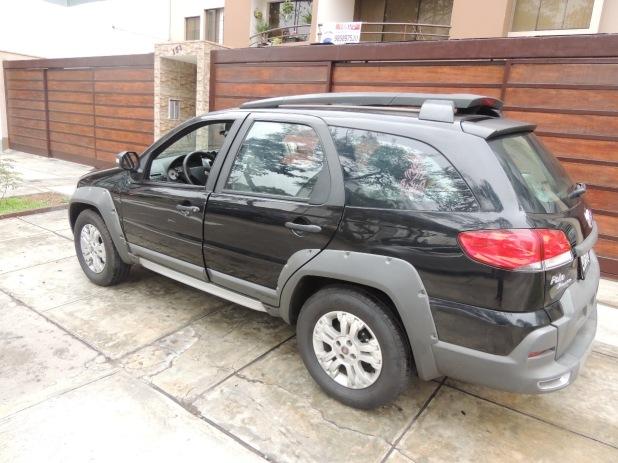 FIAT ARGO DRIVE 2010 61.200 Kms.