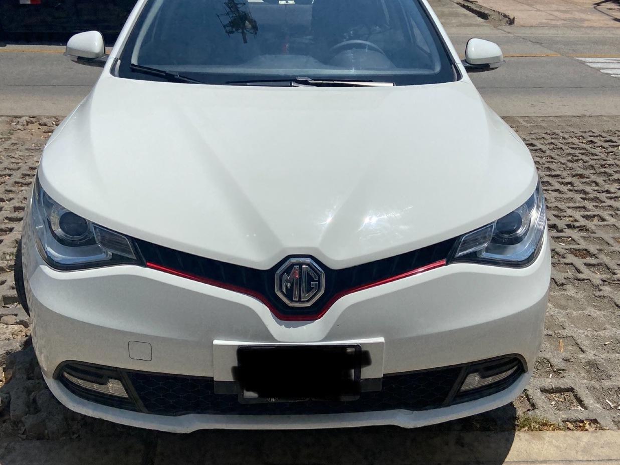 MG GT 2017 21.000 Kms.