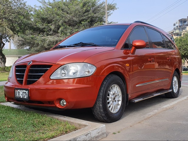 SSANGYONG STAVIC 2007 133.000 Kms.
