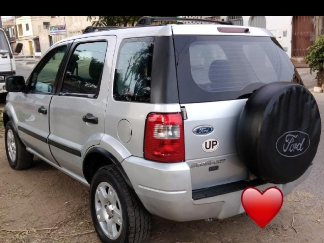 FORD ECOSPORT 2005 132.000 Kms.